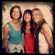 Yoga Workshop mit Meghan Currie in Palma de Mallorca, Oktober 2013