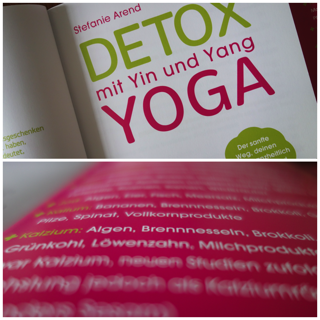yoga buch rezension stefanie arend