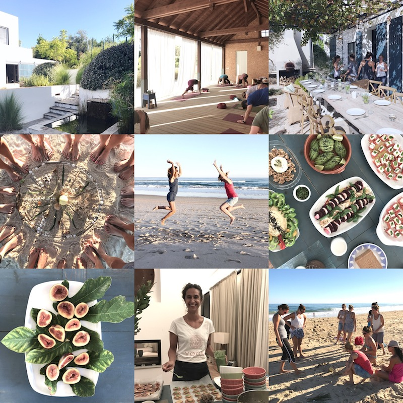 Yogaretreat Algarve